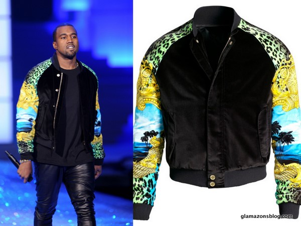 c4c2fb75c49e Power and Style – Kanye and Versace!