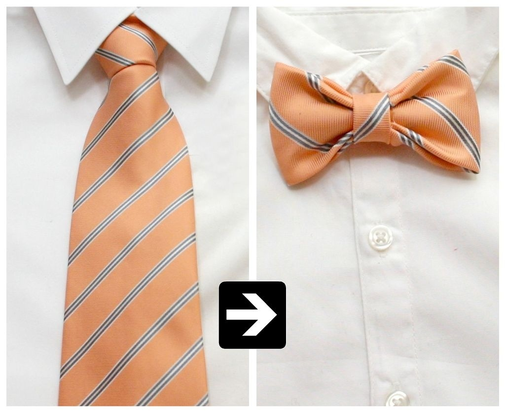 Bow Tie Tying Instructions